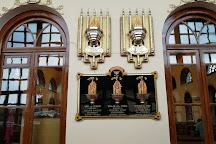 Six-Domed Synagogue, Girmizi Gasaba, Azerbaijan