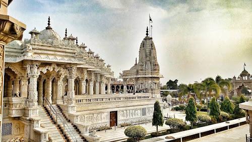 Shree Swaminarayan Temple Bhuj (Bhuj Mandir)