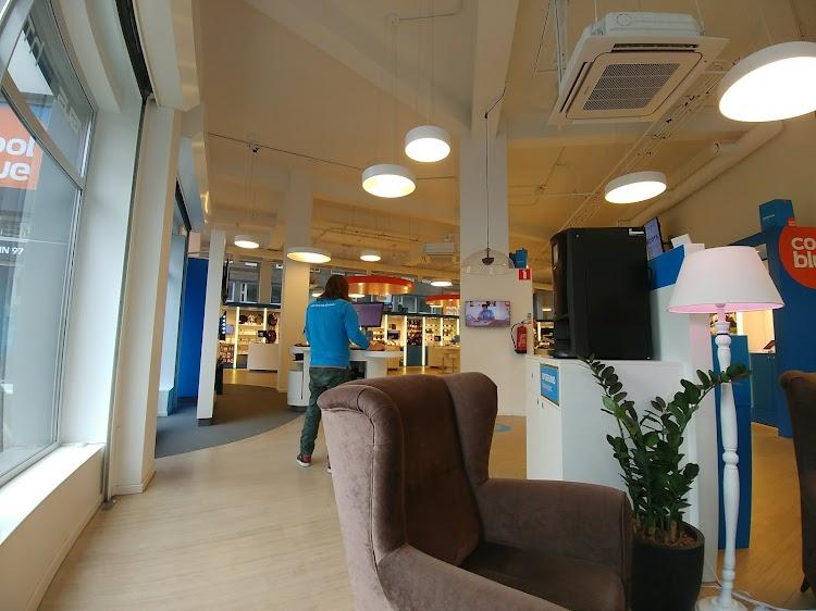 Coolblue winkel Rotterdam