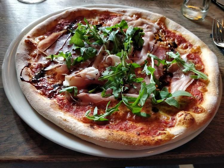 WOODSTONE Pizza and Wine Haarlem Haarlem