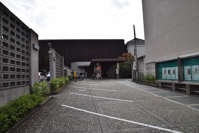 Kyoto Kanze Kaikan Noh Theater