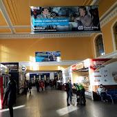 Train Station  České Budějovice Č. Budějovice