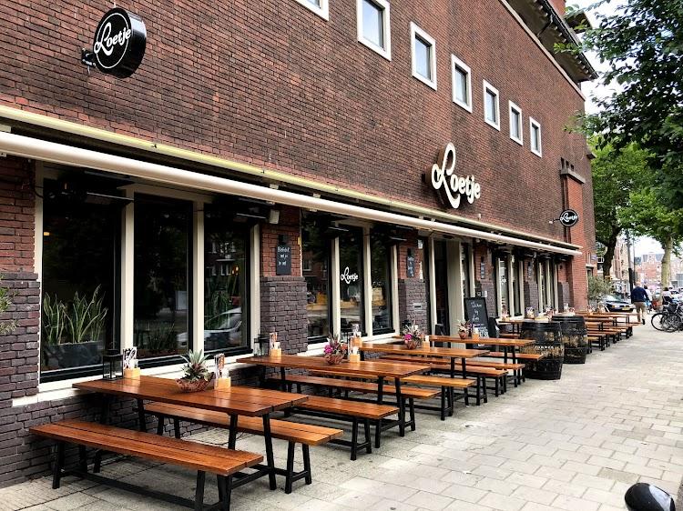 Loetje in De Pijp Amsterdam