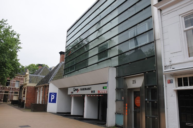 Q-Park Rademarkt Groningen