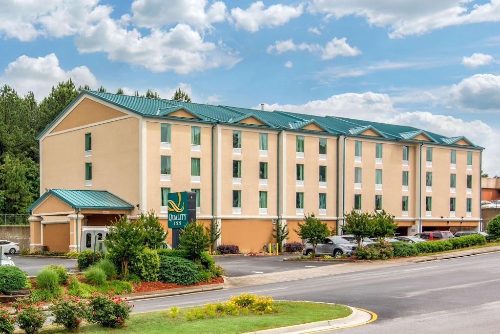 Quality Inn Union City Atlanta Airport