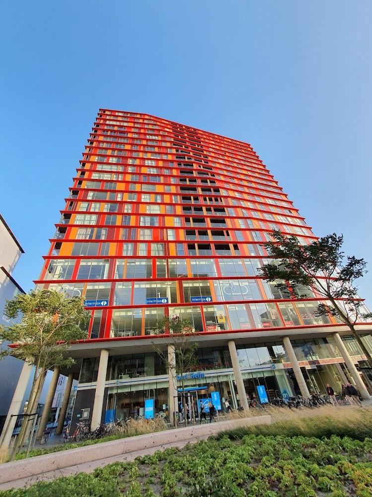 Pathé Schouwburgplein Rotterdam