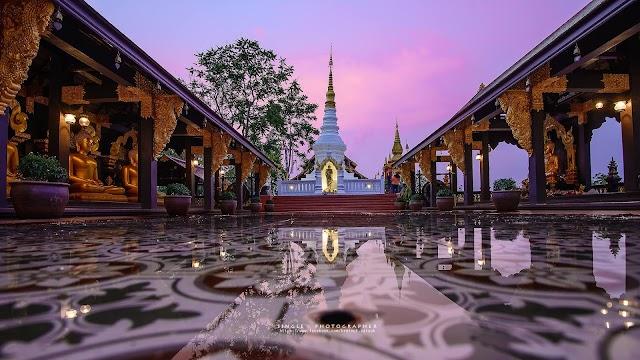 Wat Doi Prachan Mae Tha