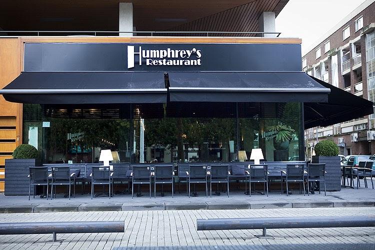 Humphrey's Restaurant Rotterdam Binnenrotte Rotterdam