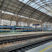 Железнодорожная станция  станции  Praha