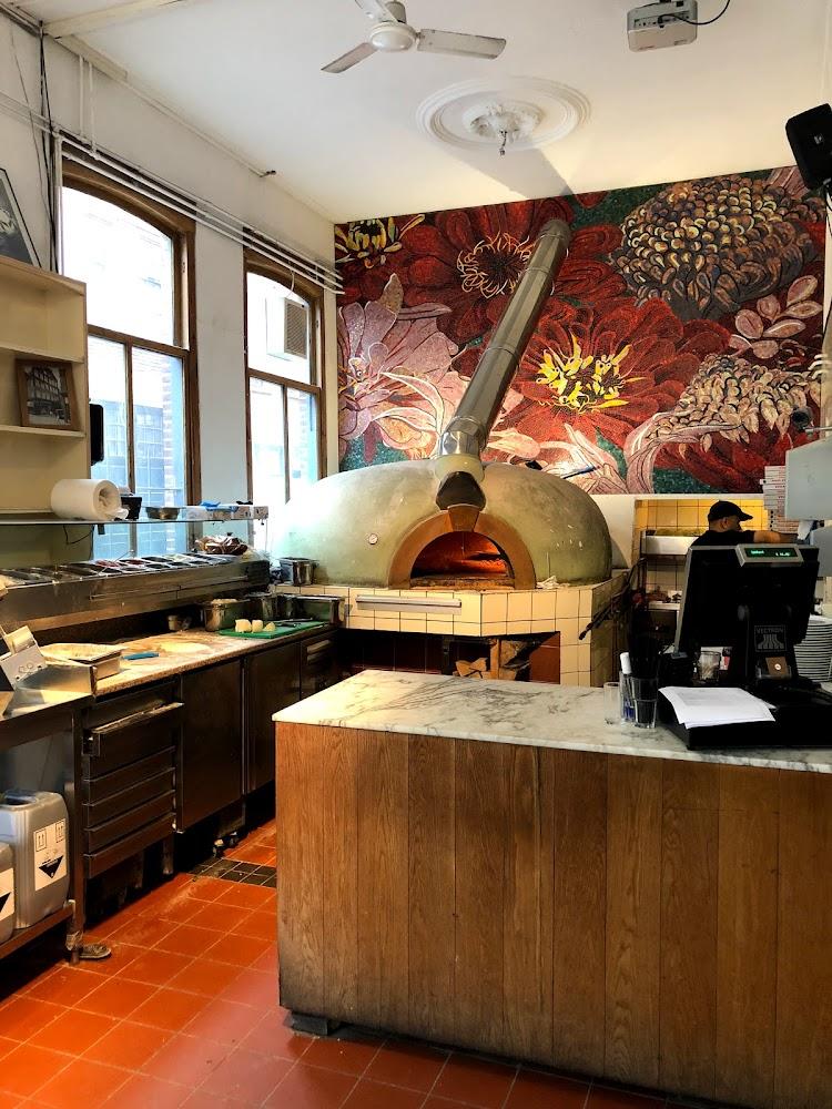 La Perla Pizzeria Amsterdam