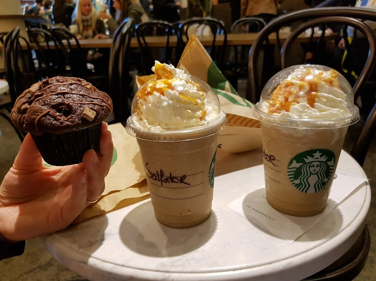 Starbucks Amsterdam Damrak Amsterdam