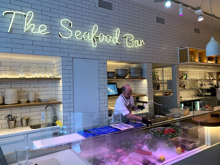 The Seafood Bar Amsterdam