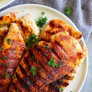 Sweet BBQ Rub for Chicken Recipe