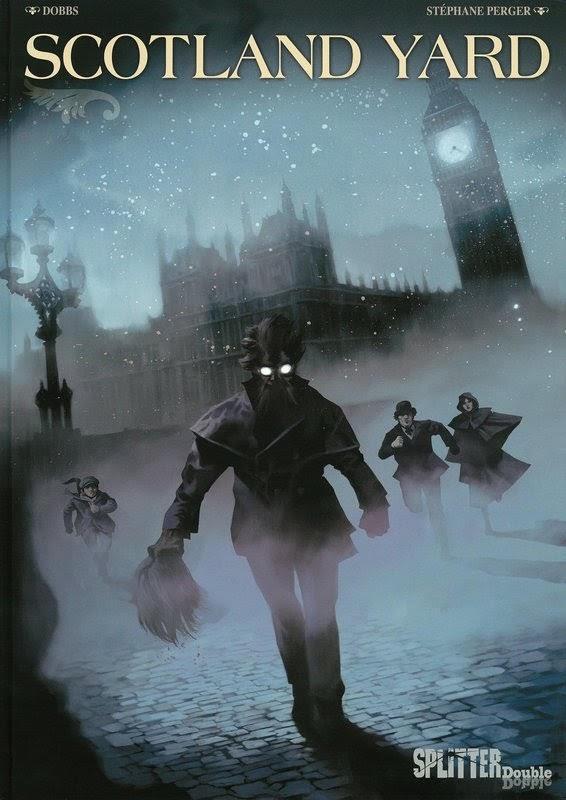 Scotland Yard (2014)