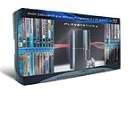 PS3 Blu-Ray pack