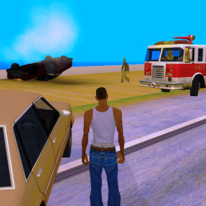 Cheat Maps for GTA San Andreas