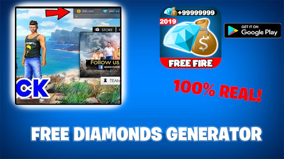 App New Diamonds for Free Fire - Tips and Tricks APK for Windows Phone