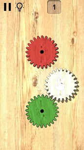 Gears logic puzzles 1
