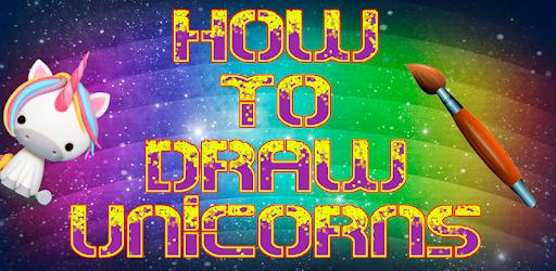 Draw Glowing Dreamy Unicorns for PC