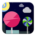 Lollipop Land - Android 5.0 Easter Egg icon