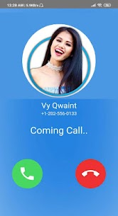 Fake Call & Chat 📞 Apk  Download For Android 2