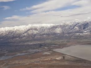 Photo: Serious snow above Ogden.