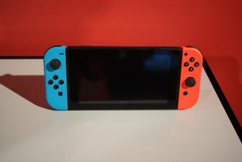 Nintendo Switch tiene muchos secretos escondidos, como una Nintendo NESMini dentro suyo.