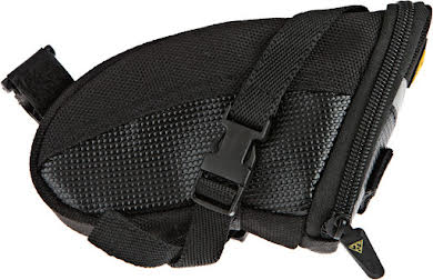 Topeak Aero Wedge Bag Small with Strap Black alternate image 1