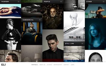 Photo: Site of the Day 4 April 2013 http://www.awwwards.com/web-design-awards/eli-1