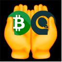 Bitcoin <> Qiwi и обратно Icon