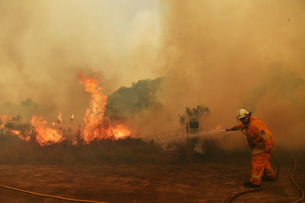 Can Australia's out-of-control fires convince government of climate change?