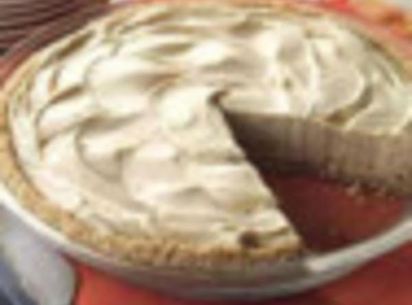 Quick & Easy No Sugar Reese's Peanut Butter Pie Recipe