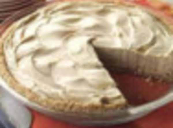 Quick & Easy No Sugar Reese's Peanut Butter Pie