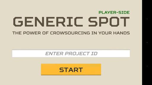 GenericSpot - Player Side