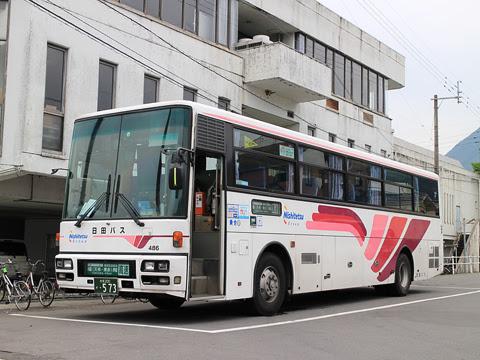 日田バス「ゆふいん号」 486