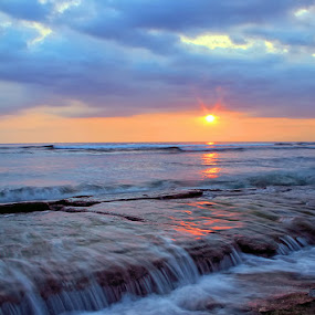 nipah beach by Tri Hendro Kusumo - Nature Up Close Rock & Stone
