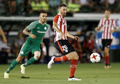 Deuxième salve de résultats en Europa League : L'Athletic Bilbao se fait peur face au Pana