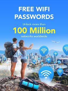 WiFi Map — Free Passwords- screenshot thumbnail