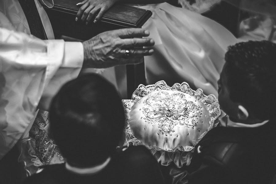 Wedding photographer Valery Garnica (focusmilebodas2). Photo of 31.10.2017