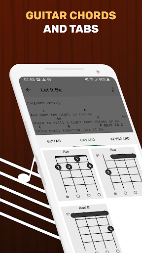 Guitar Chords & Tabs screenshot 22