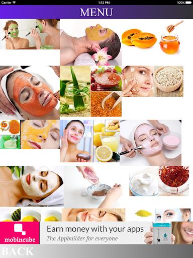 玩免費遊戲APP|下載Homemade Face Natural Remedies app不用錢|硬是要APP