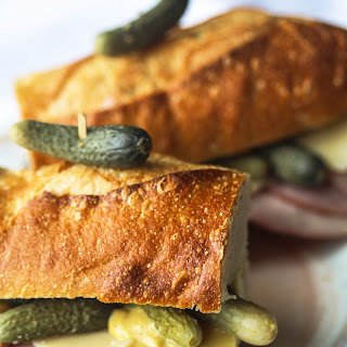 French Baguette With Cheese Recipes.