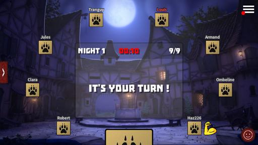 Werewolves Online apkmr screenshots 1