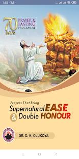 MFM 2019 SEVENTY DAYS PRAYER & FASTING - náhled