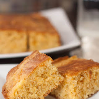 Easy Buttermilk Cheddar Cornbread From Scratch.