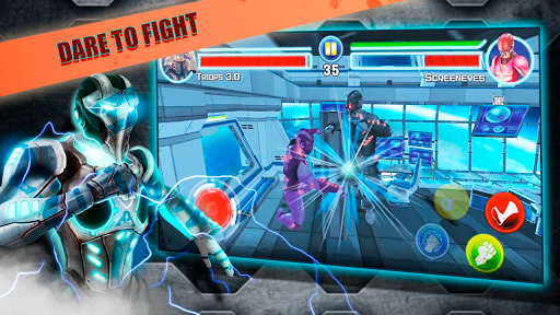 Steel Street Fighter ud83eudd16 Robot boxing game 3.02 screenshots 2