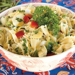 Paula Deen's Bow-Tie Pasta Salad.