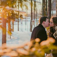 Wedding photographer Oksana Kirillova (oksana). Photo of 21.01.2018