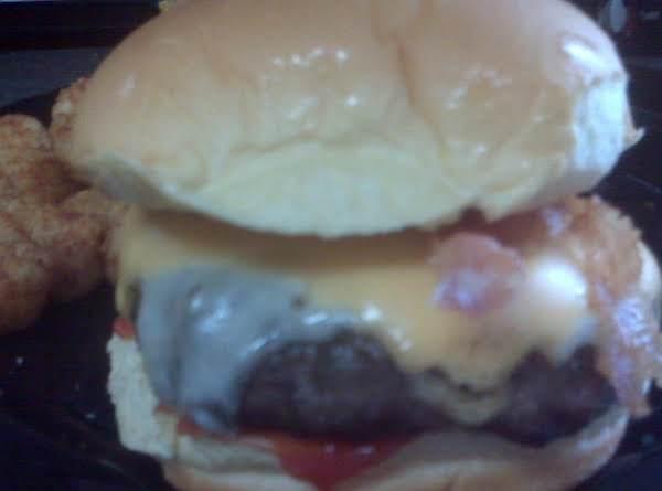 Good Ol' Cheese Burger