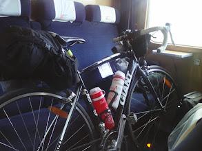 Photo: W pociągu z Koniecpola do Poznania